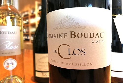 2016 TRADITION Côtes du Roussillon Villages, Domaine Boudau