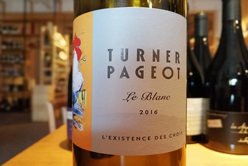 2016 Le Blanc, Turner-Pageot