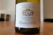 2019 Sancerre TERROIRS, Sylvain Bailly
