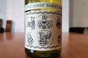 2018 Little James Basket Press white IGP, Saint Cosme