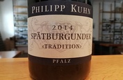 2014 Spätburgunder Tradition, Philipp Kuhn