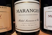 2015 Maranges rouge, Michel Sarrazin