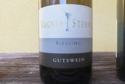 2017 Riesling, Wagner-Stempel