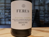 2019 Riesling FERUS, Michael Andres